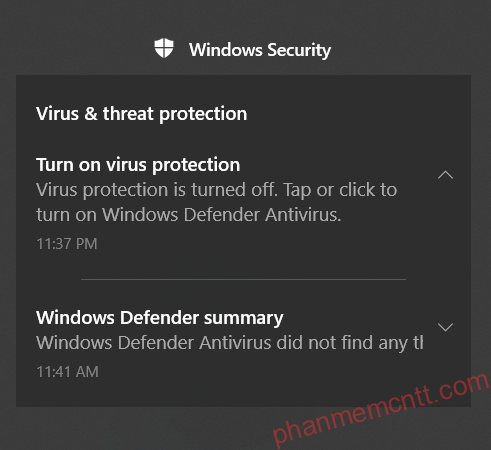 cach tat windowsdefender 7