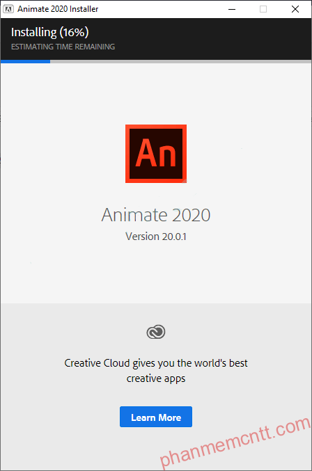 download va cai dat adobe animate 2020 anh 7