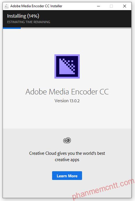 huong dan cai dat Adobe Media Encoder CC 2019 anh 7