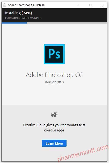 huong dan cai dat Adobe photoshop cc 2019 6
