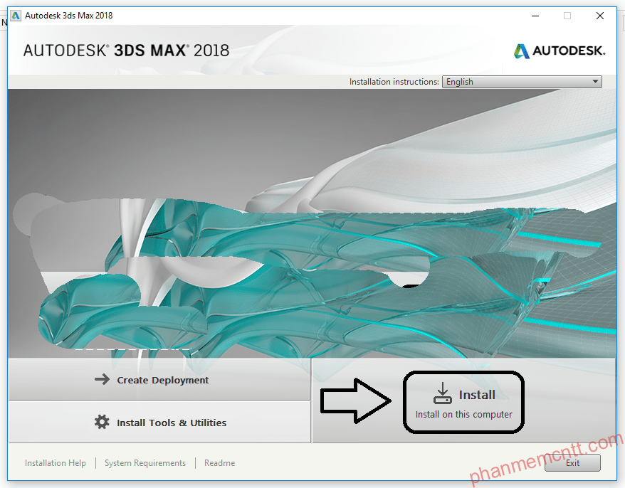 download autodesk 3ds max 2018 anh 3