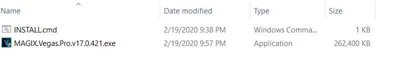 tai download vegas pro 2019 full