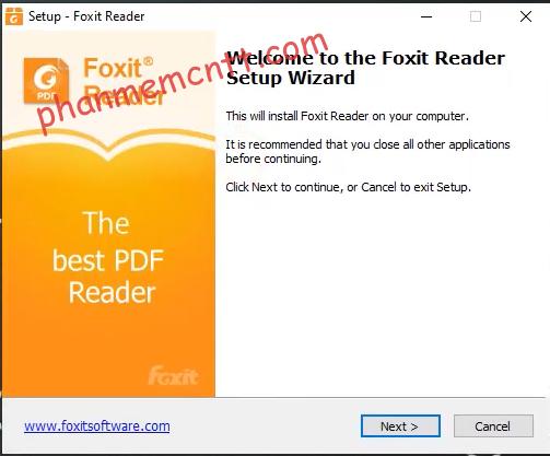 tai foxit reader 1