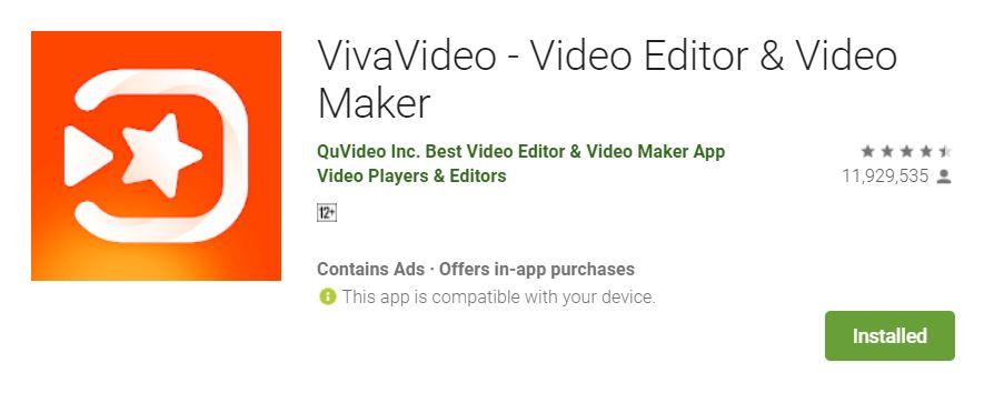 download vivavideo pro moi nhat