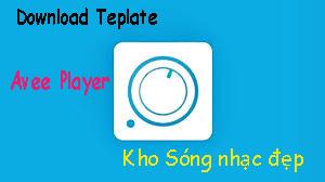 download templates avee player beautiful
