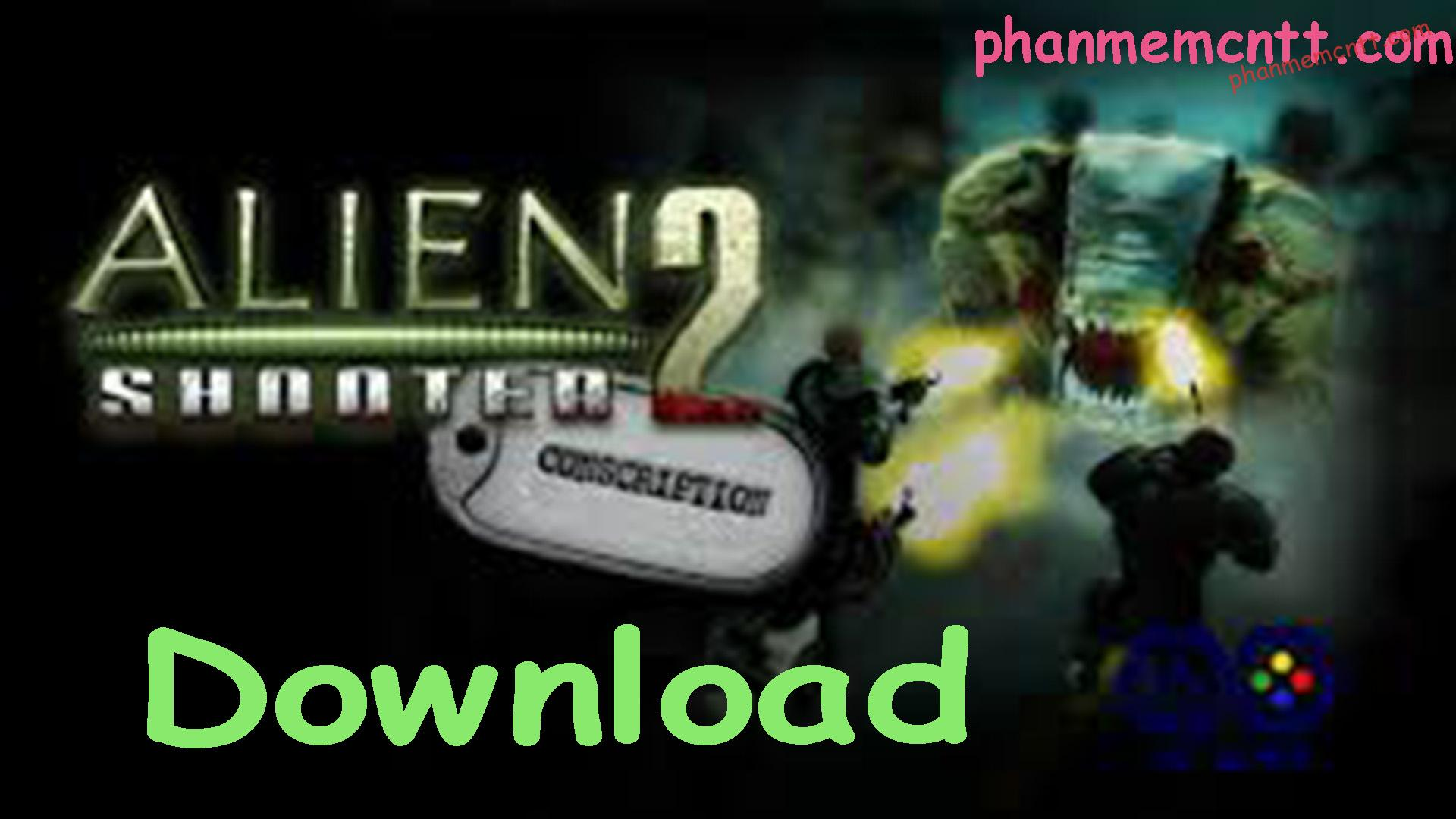 download game alien shooter 2
