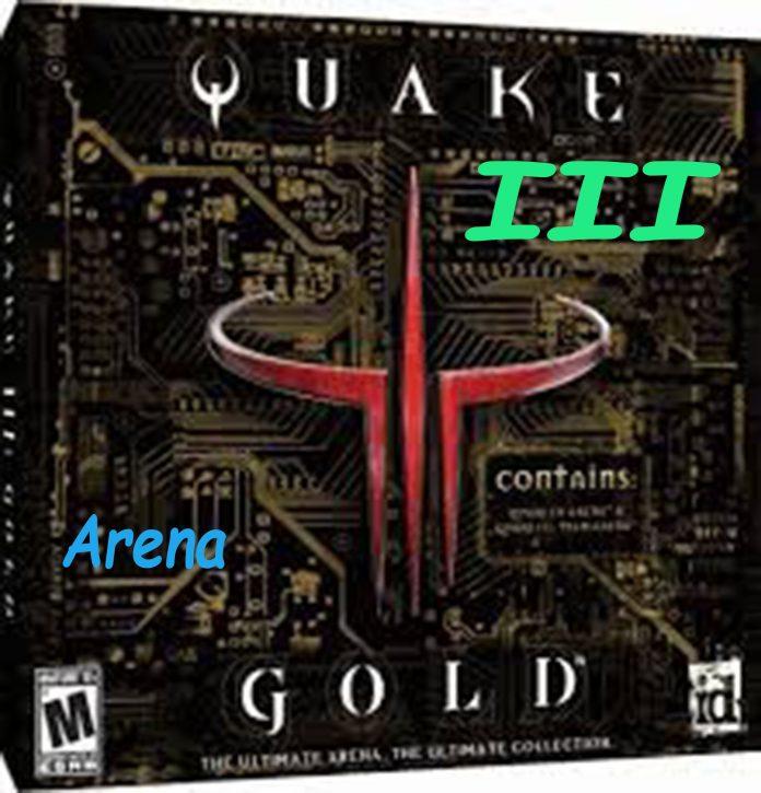download game quake 3 gold arena full