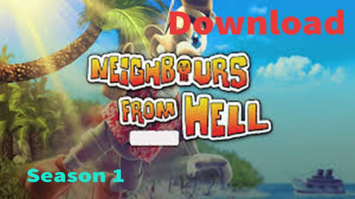 neighbours from hell season 1 full map