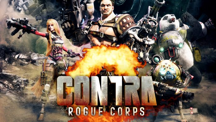 download contra 2019 rogue corps