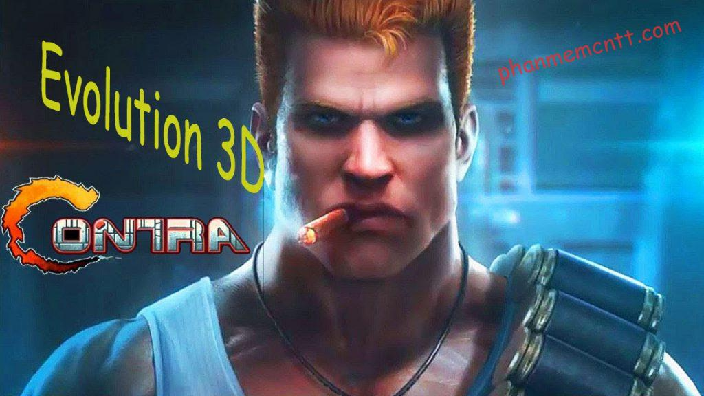 download contra evolution 3d full pc 2019
