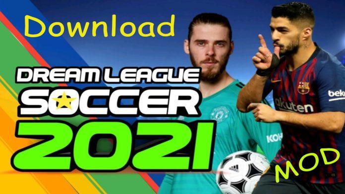 download dream league soccer 2021 mod apk