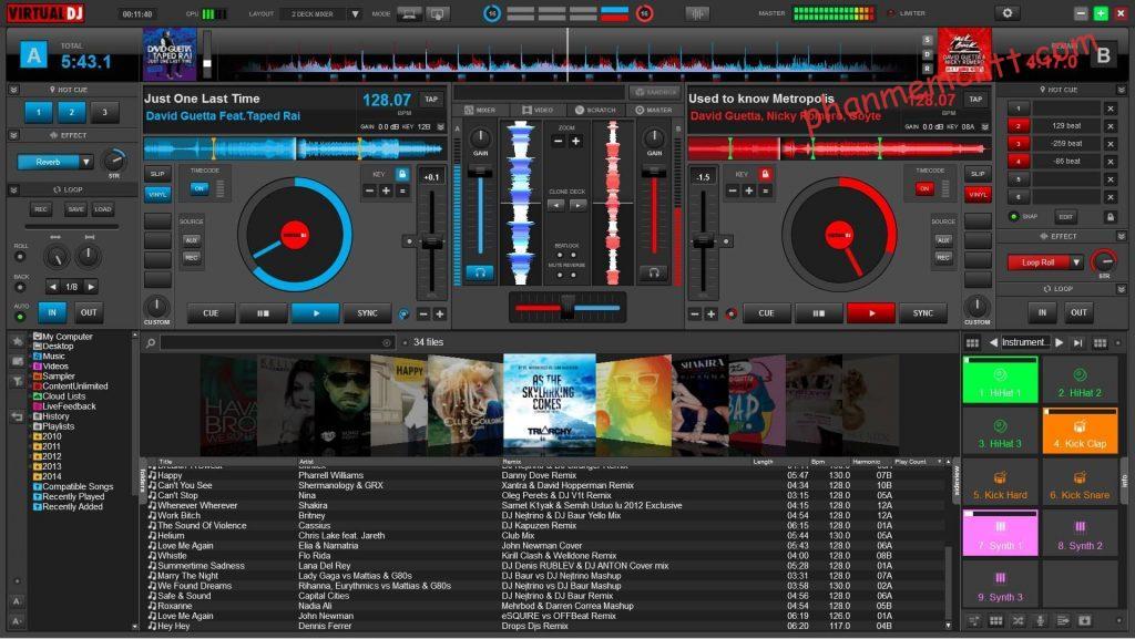 download virtural dj 3 full