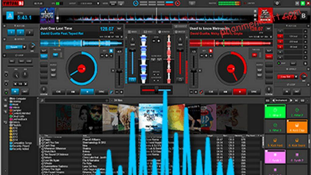 dowwnload dj mixer pro