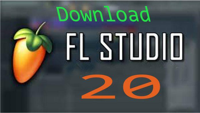 dowwnload fl studio 20 full