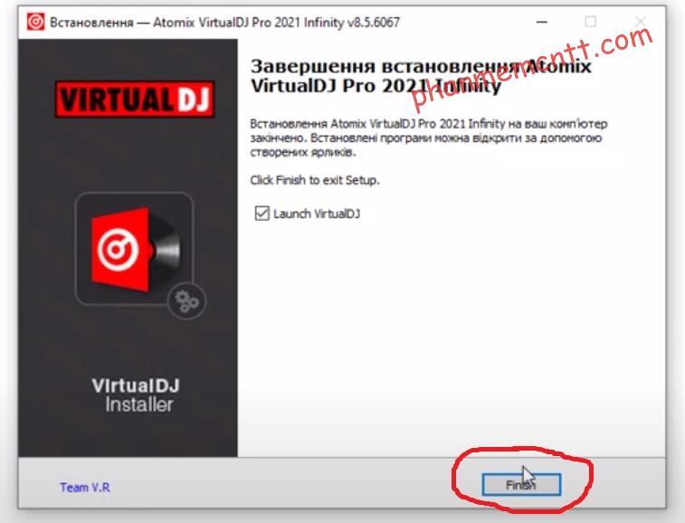 install virtual dj pro 2021 3