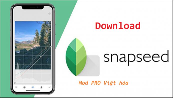 download snapseed viet hoa